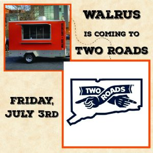 Walrus Trailer @ Two Roads @ Two Roads Brewing