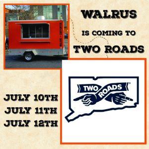 Walrus Weekend @ Two Roads @ Two Roads Brewing